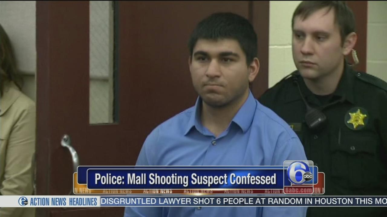 VIDEO: Suspect in Seattle-area mall shooting appears in court