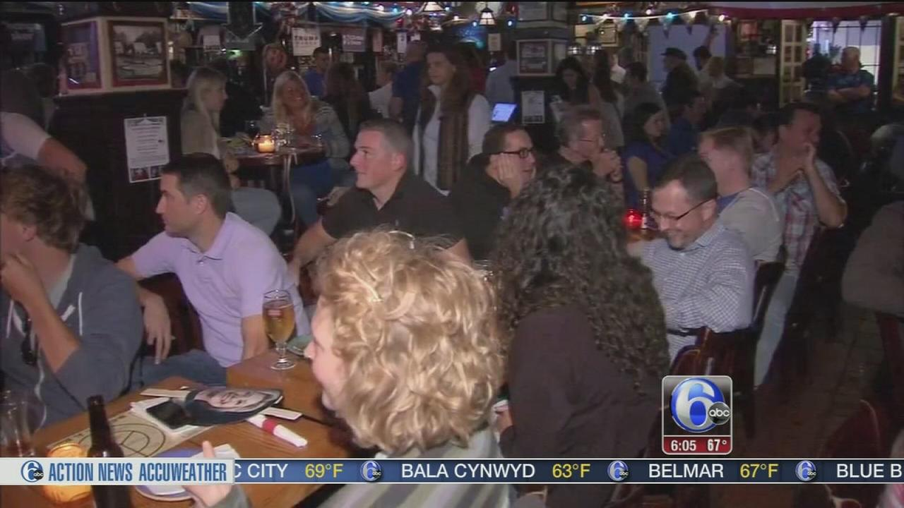 VIDEO: Local reaction to Clinton, Trump first presidential debate