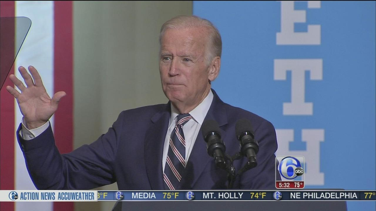 VIDEO: Vice President visits Drexel