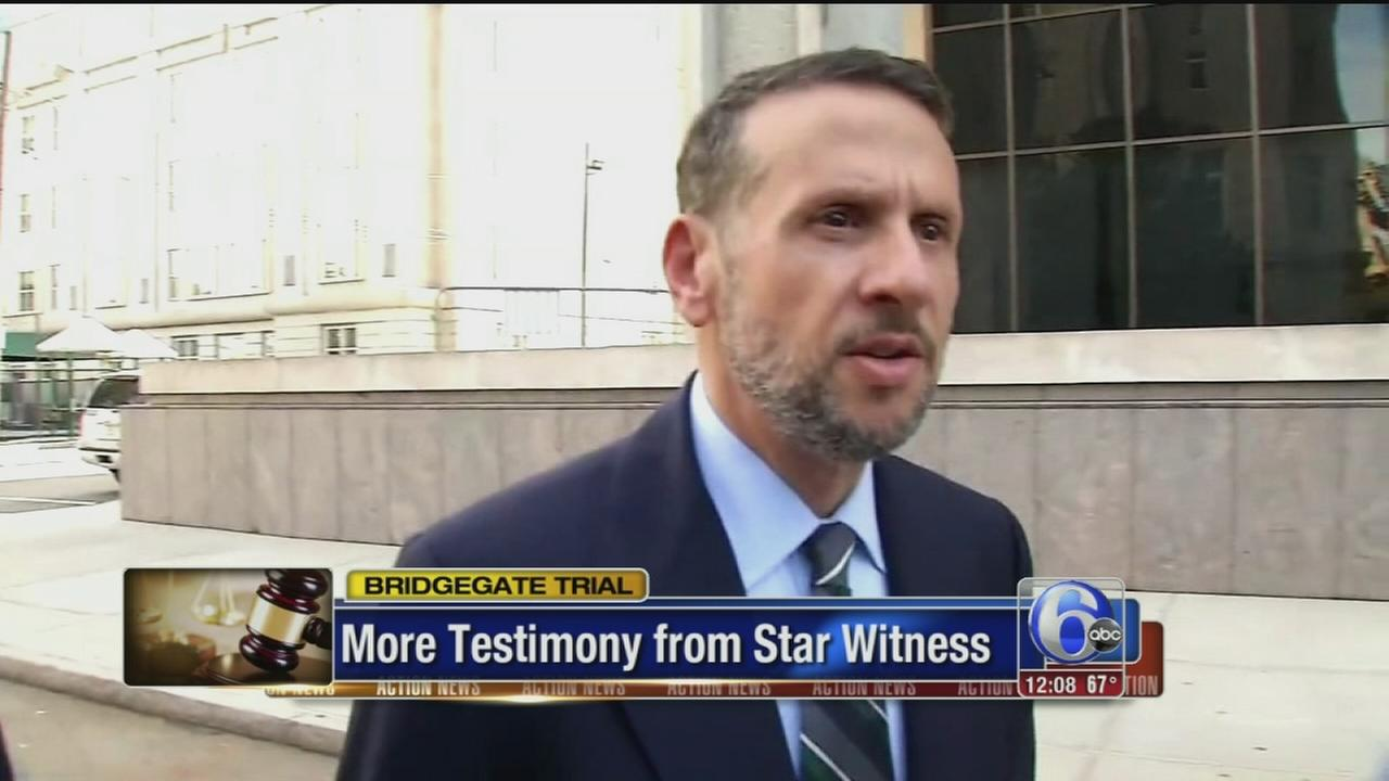 VIDEO: More testimony in bridgegate trial