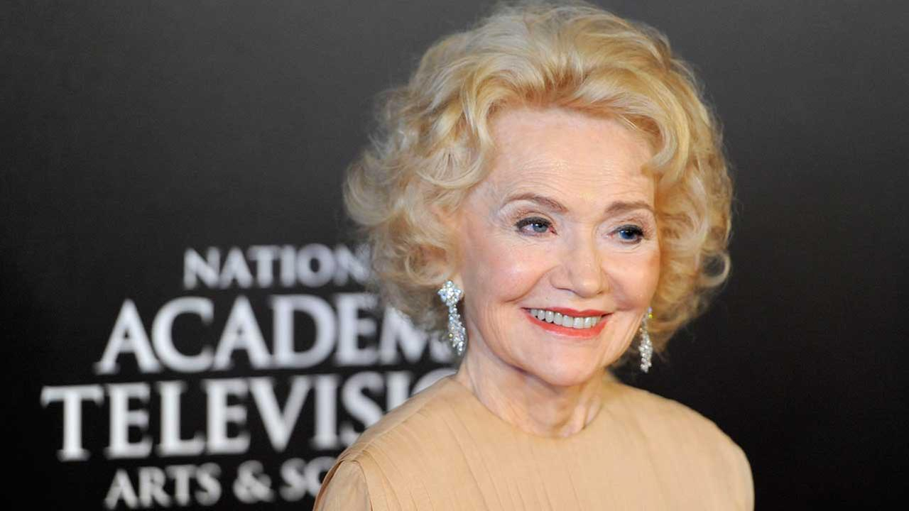 Agnes Nixon arrives at the 37th Annual Daytime Emmy Awards on Sunday, June 27, 2010, in Las Vegas.