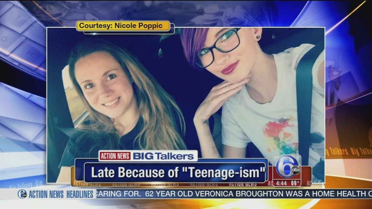 VIDEO: Moms note blaming teenage-ism for daughters lateness goes viral