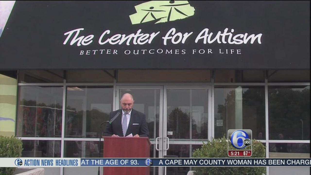 Center for Autism expands