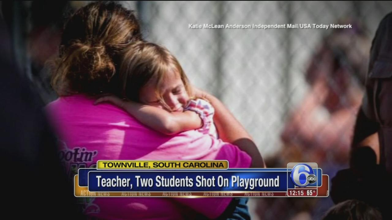 VIDEO: Teens mother shocked and saddened by school shooting