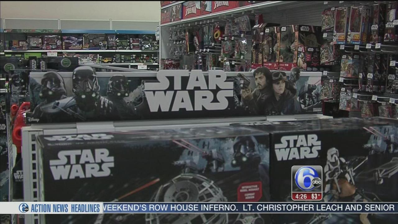The force awakens in Cherry Hill