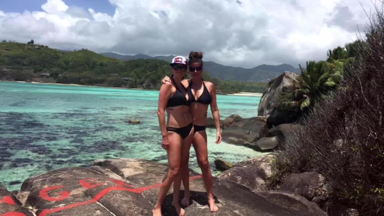 VIDEO: Sisters found dead at luxury resort