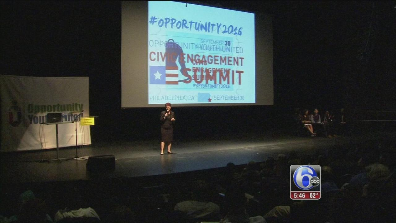 VIDEO: Civic Engagement Summit