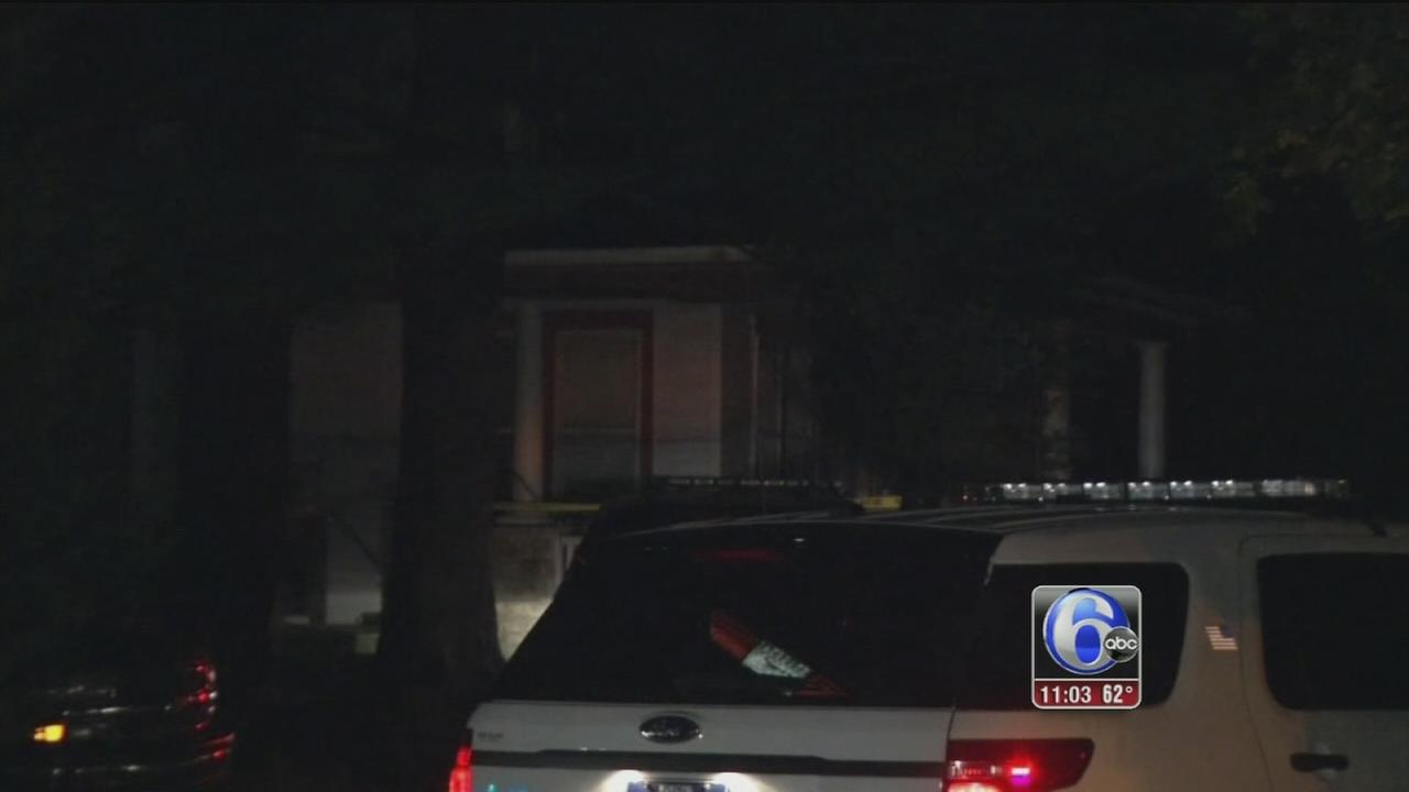 VIDEO: Home invasion shooting