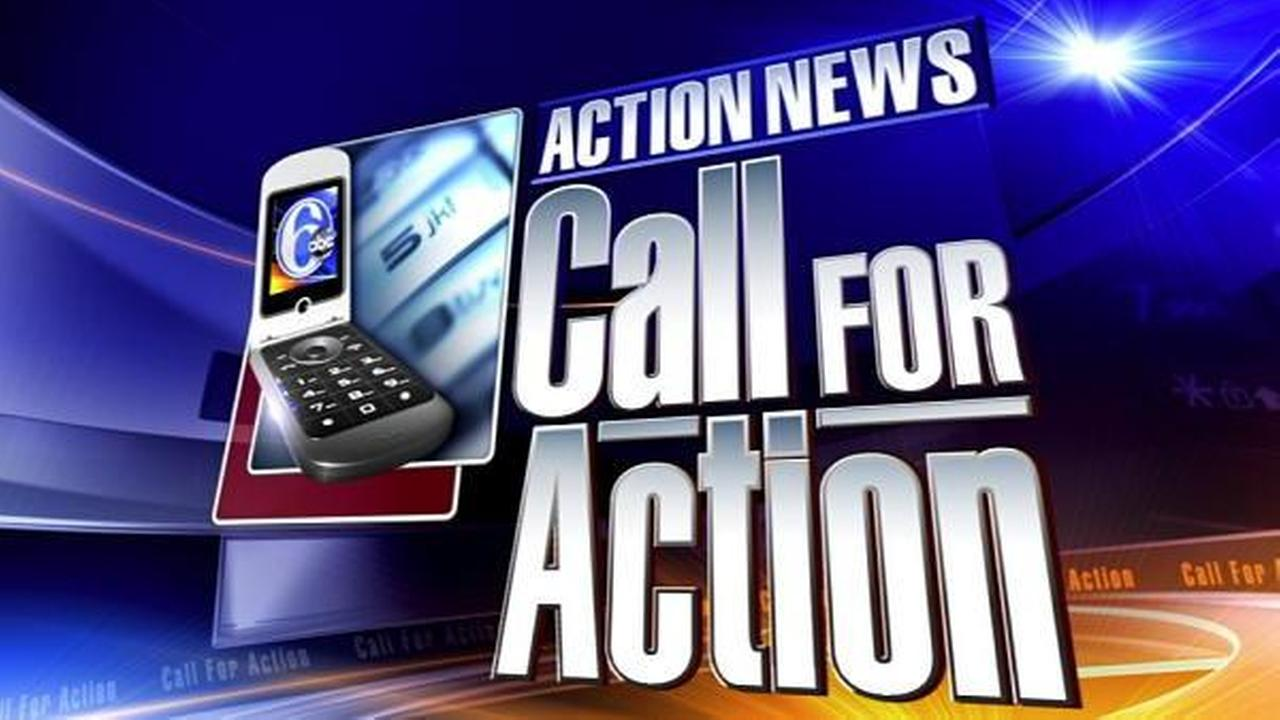 If you have a consumer problem, alert the Call For Action volunteers, Mon-Fri from 11am-1pm 1-866-978-4232.