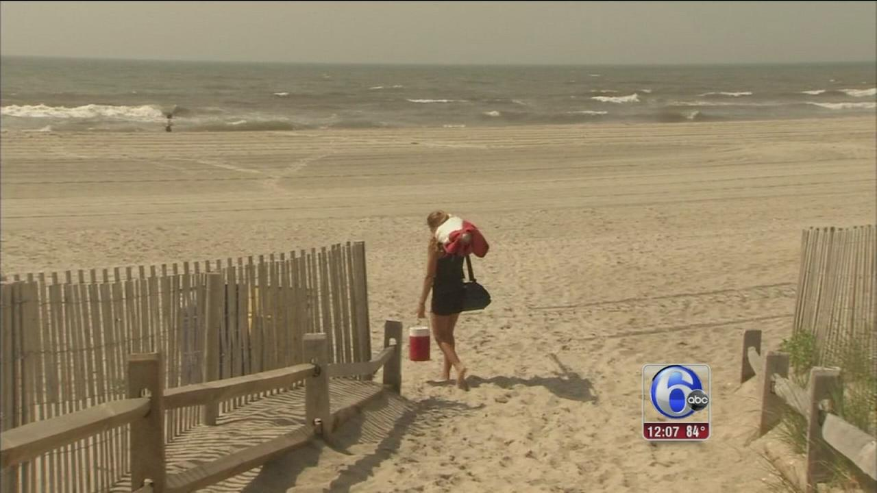 VIDEO: Ready for the 4th down the Shore