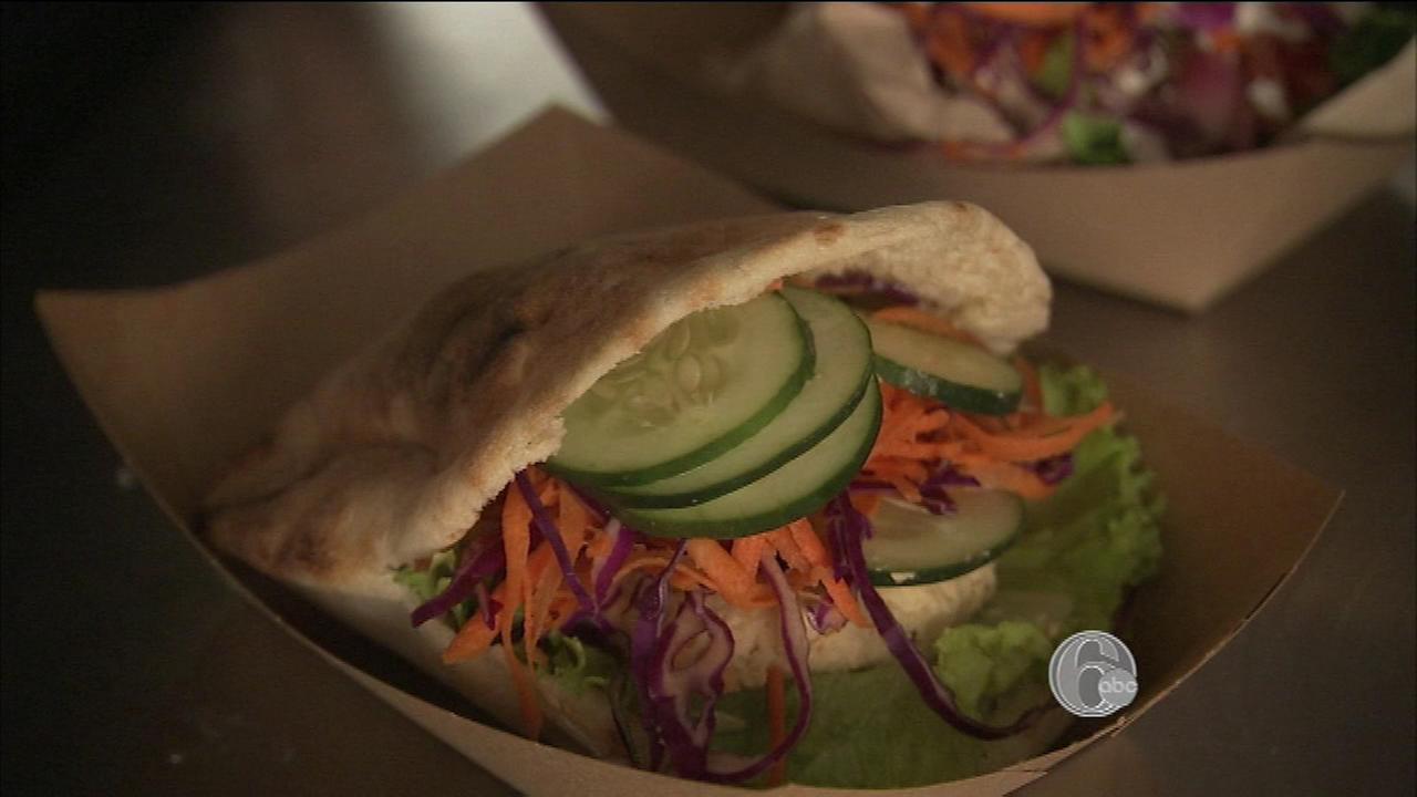Eat-a-Pita Food Truck
