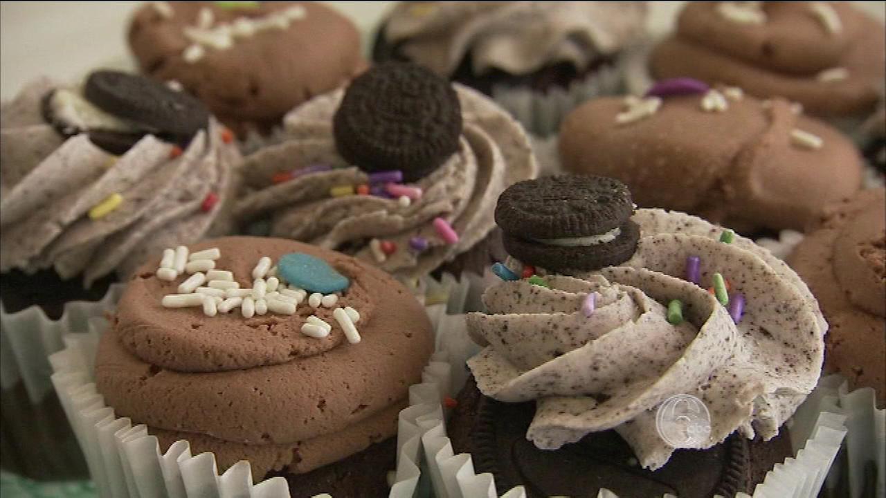 Jimmies Cupcakes