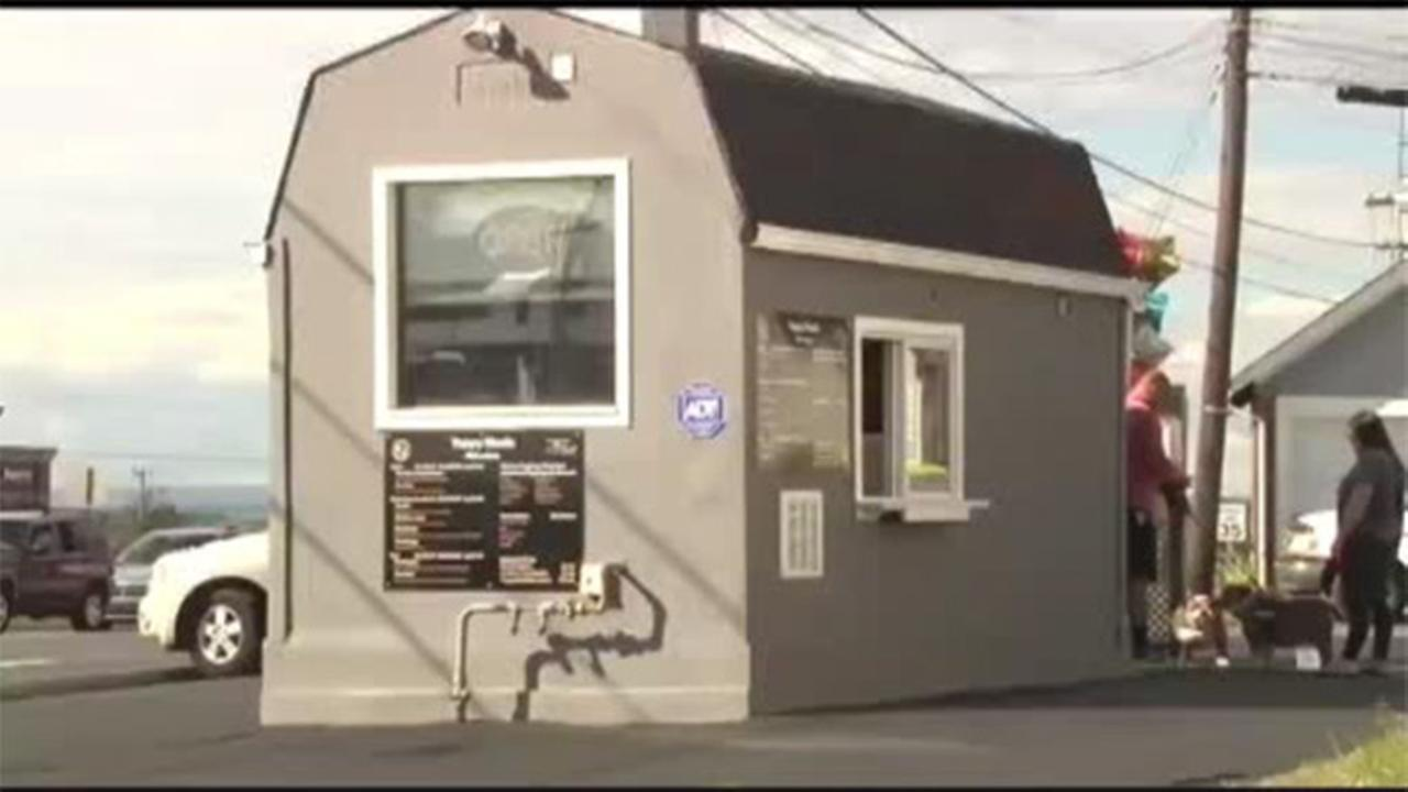 Lehigh Valley drive-thru restaurant for dogs