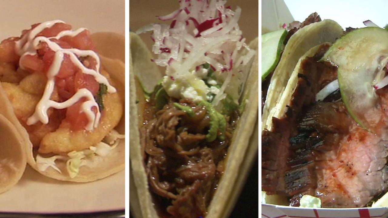 Join us for a tasty tour of the best tacos in Philadelphia!