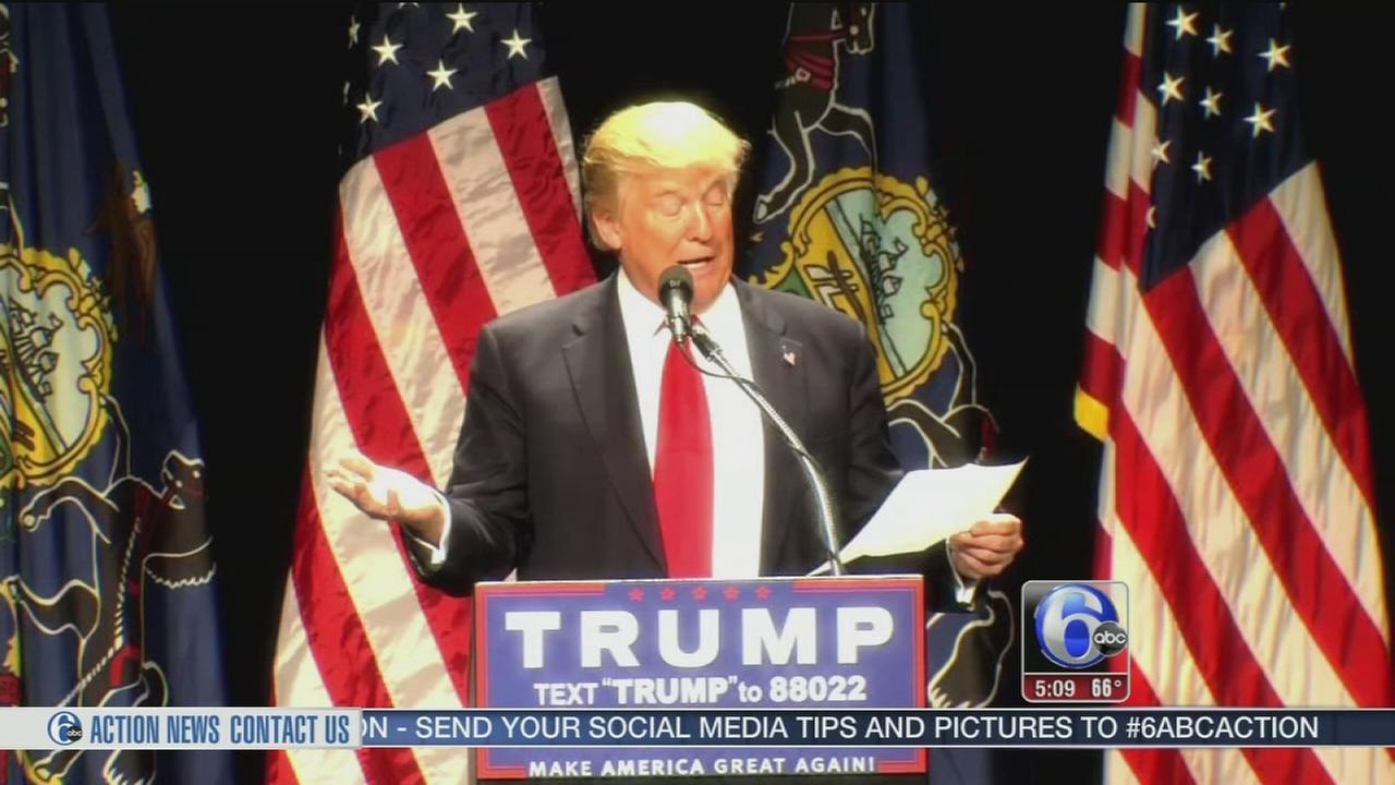 VIDEO: Pennsylvania key in election