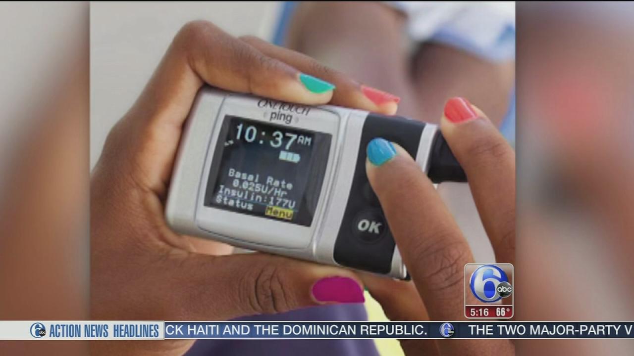 VIDEO: Hack warning for insulin pump