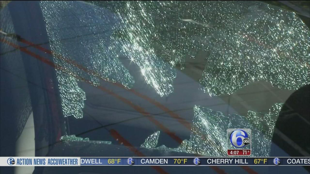 VIDEO: Dozens of cars vandalized in Fairmount