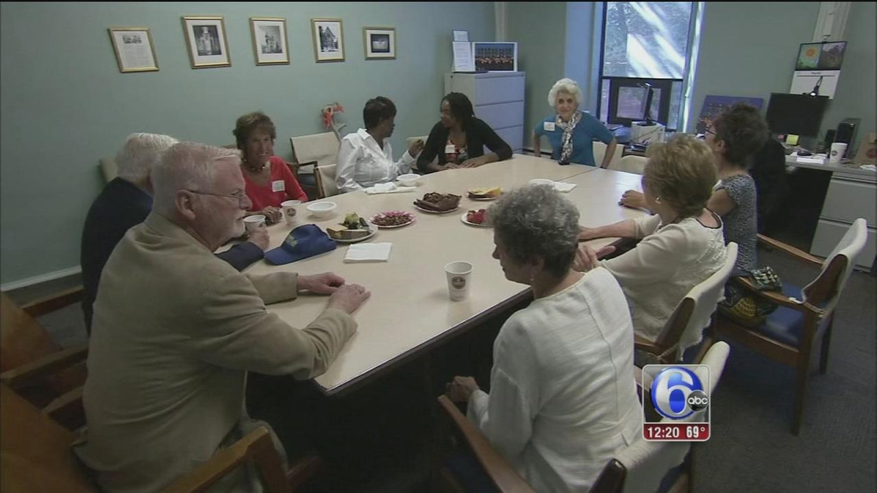 VIDEO: Art of Aging - It Takes a Village