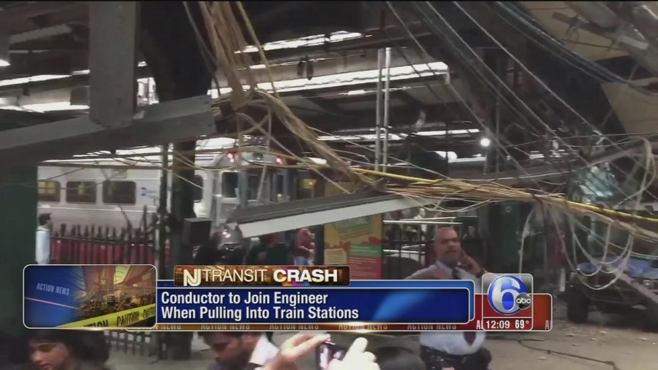 VIDEO: NJ Transit institutes new rule