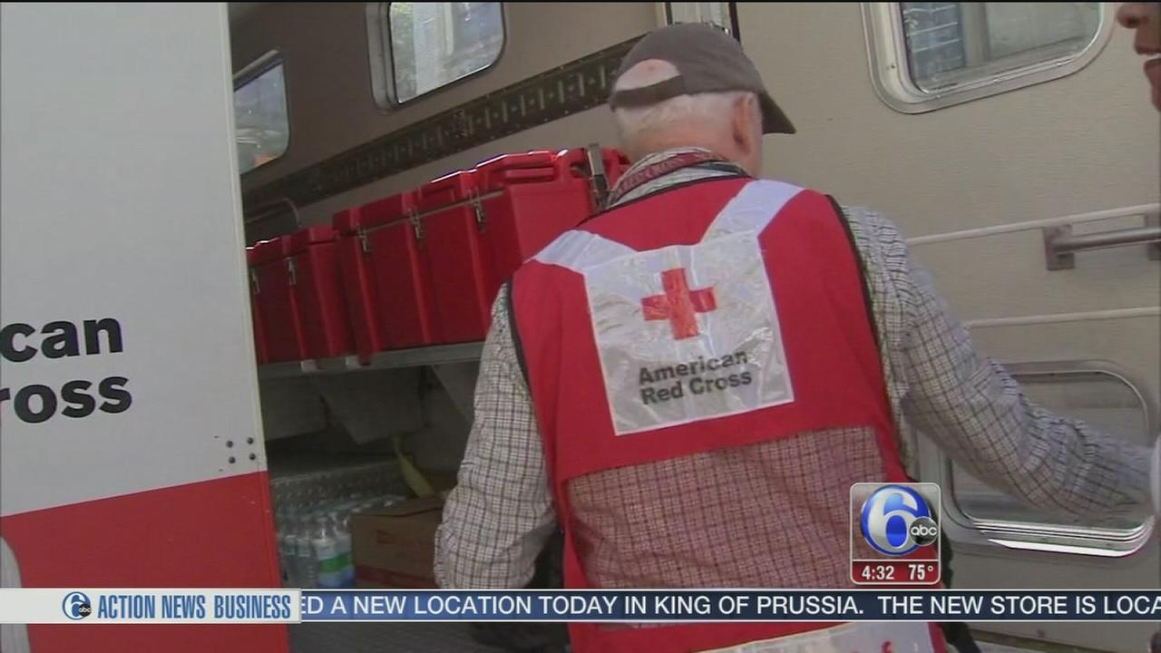 VIDEO: Matthew Red Cross