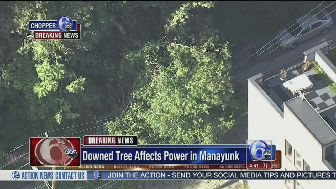 VIDEO: Manayunk invex
