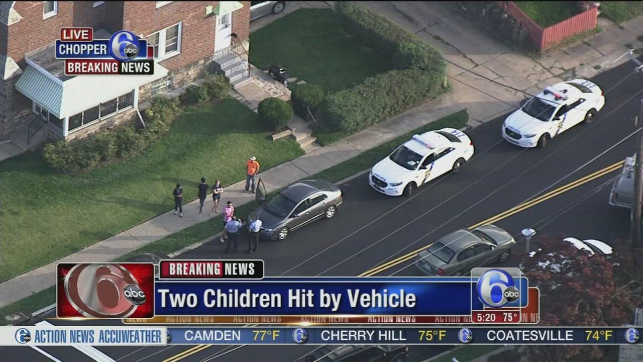 VIDEO: Kids hit