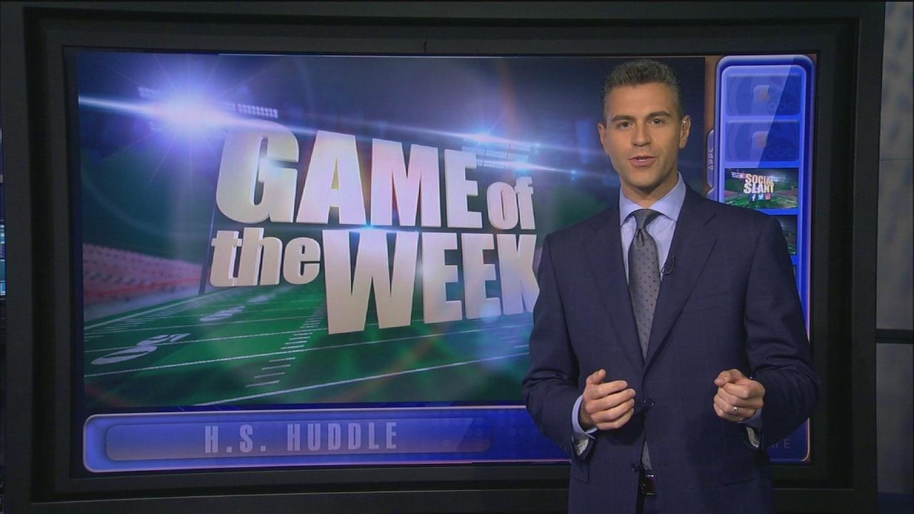 VIDEO: HS Huddle wk 6