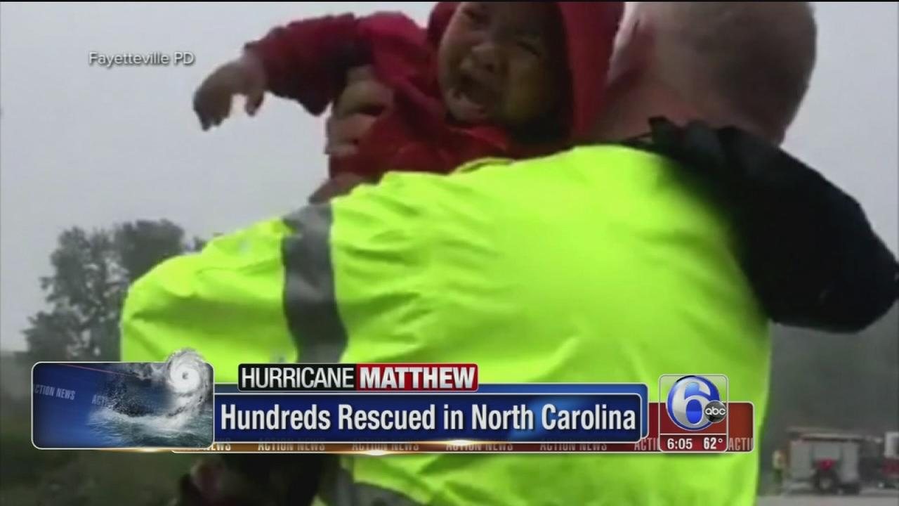 VIDEO: Hurricane Matthew