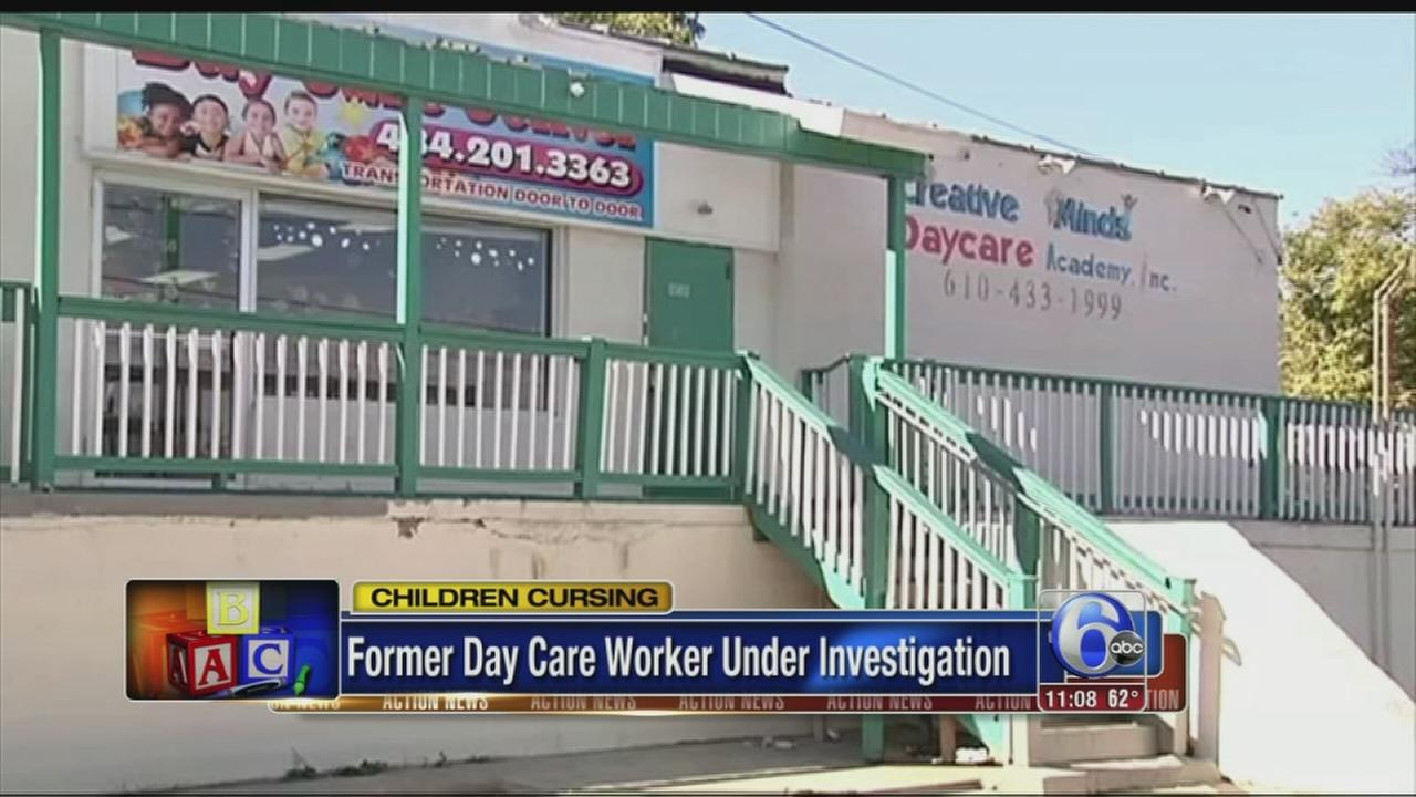 VIDEO: Day care worker under investigation