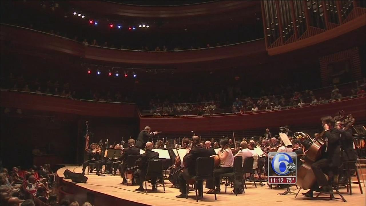 VIDEO: Philly POPS! performance goes on indoors