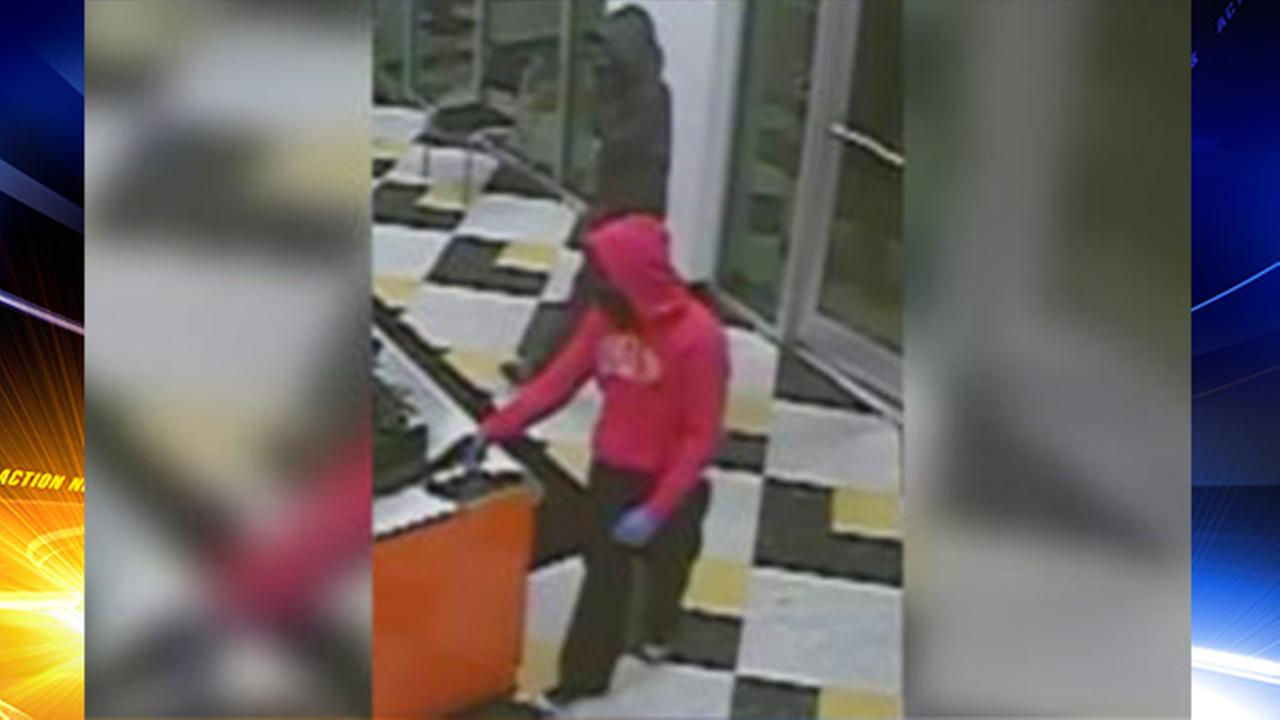 Police: 3 men sought in Little Caesars robbery in Overbrook