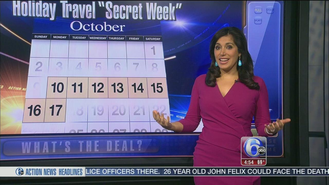 VIDEO: Whats the Deal: Cheapest holiday travel times