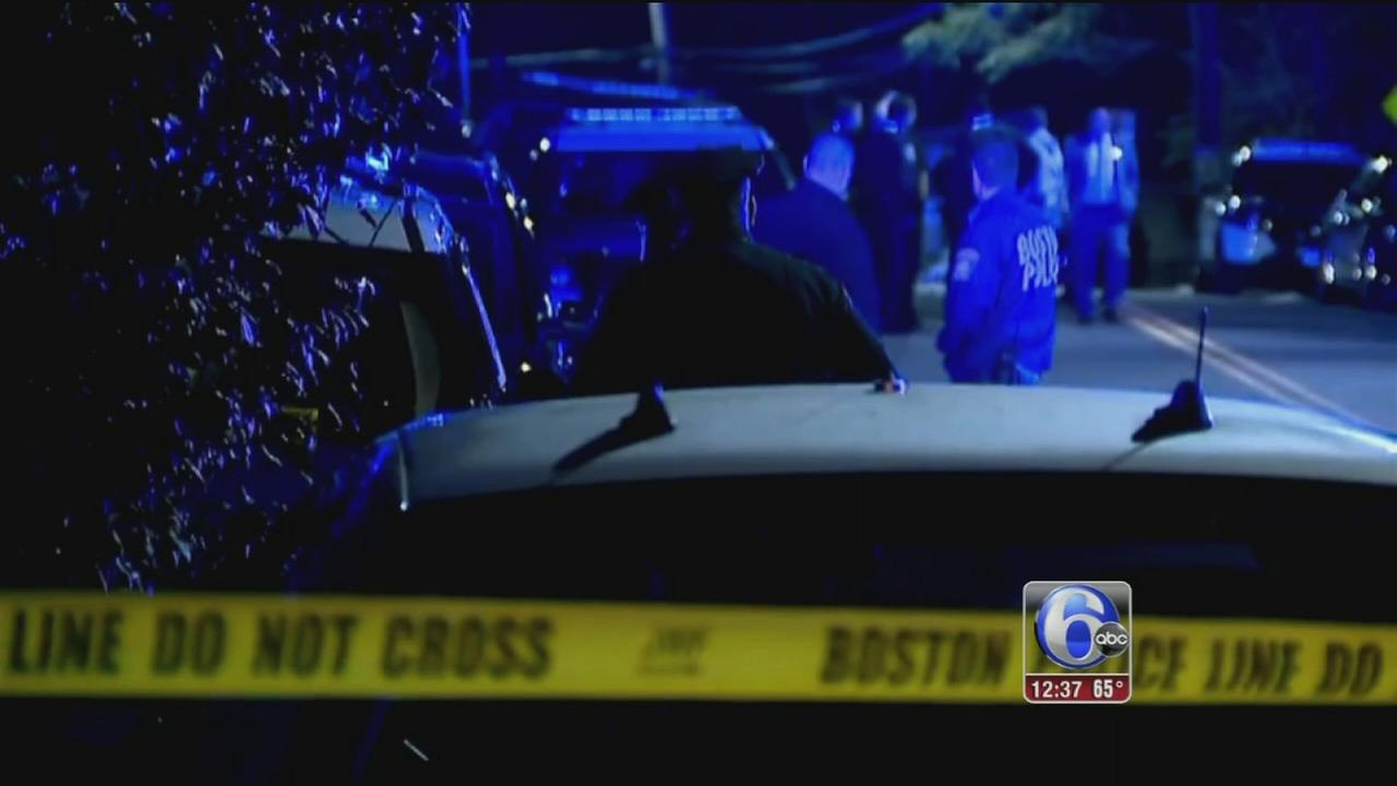 VIDEO: Police: Man with assault rifle, body armor shot 2 officers