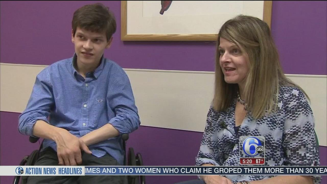VIDEO: Sitcom star spreading awareness