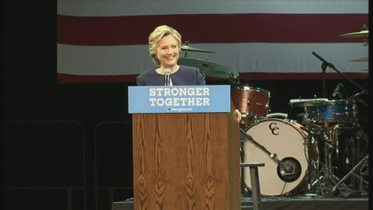 VIDEO: Clinton: 2016 tone enough to make people watch cat GIFs