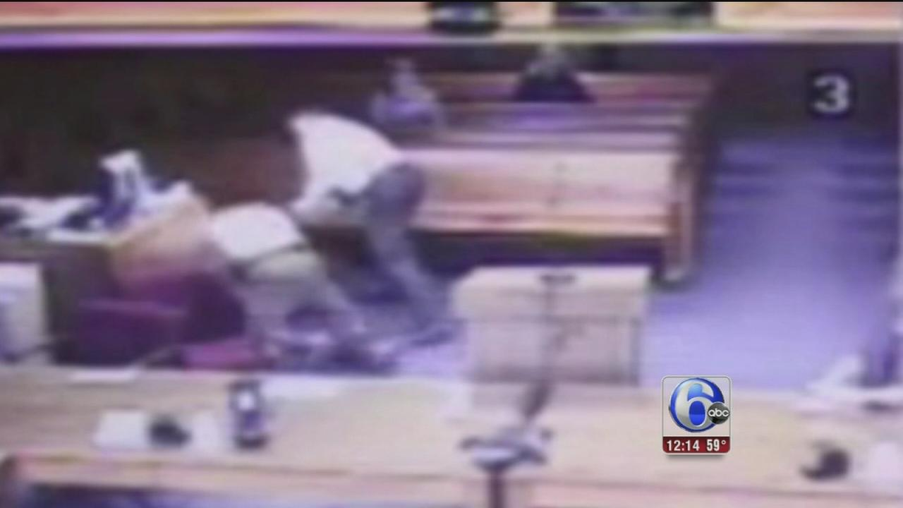 VIDEO: Michigan judge leaps from bench to restrain defendant