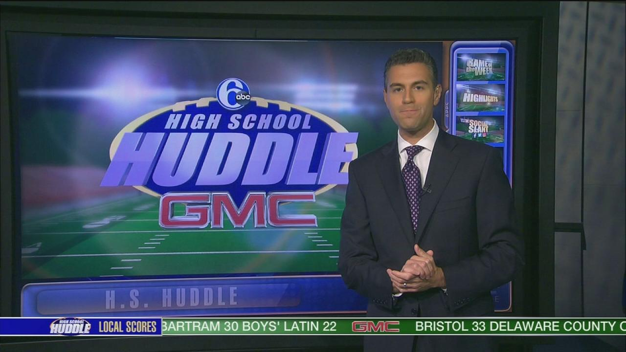 VIDEO: HS Huddle wk 7