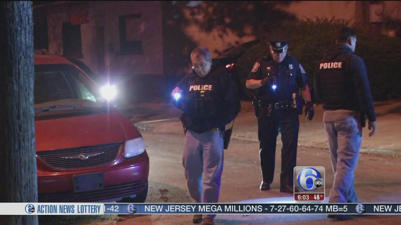VIDEO: Victim in critical condition after Wilmington shooting