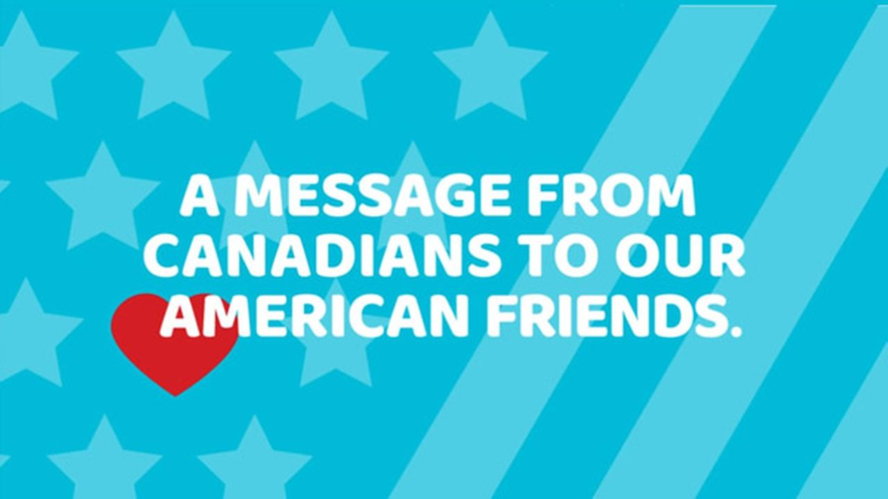 "Canadians want to ""Tell America It's Great"""