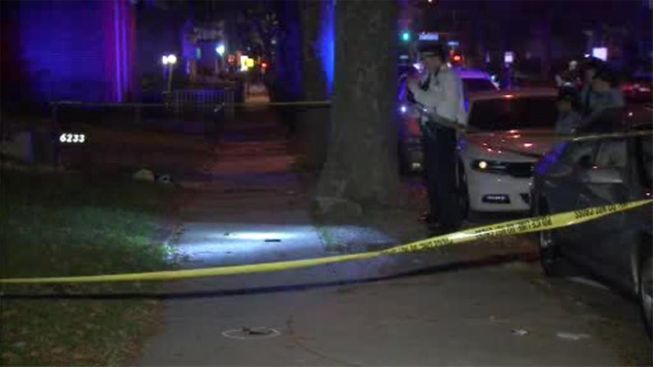 Police are investigating after a man was found shot in the head in Philadelphias West Oak Lane section.