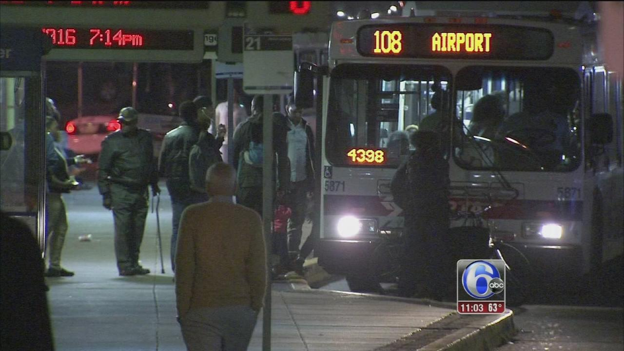 VIDEO: SEPTA strike