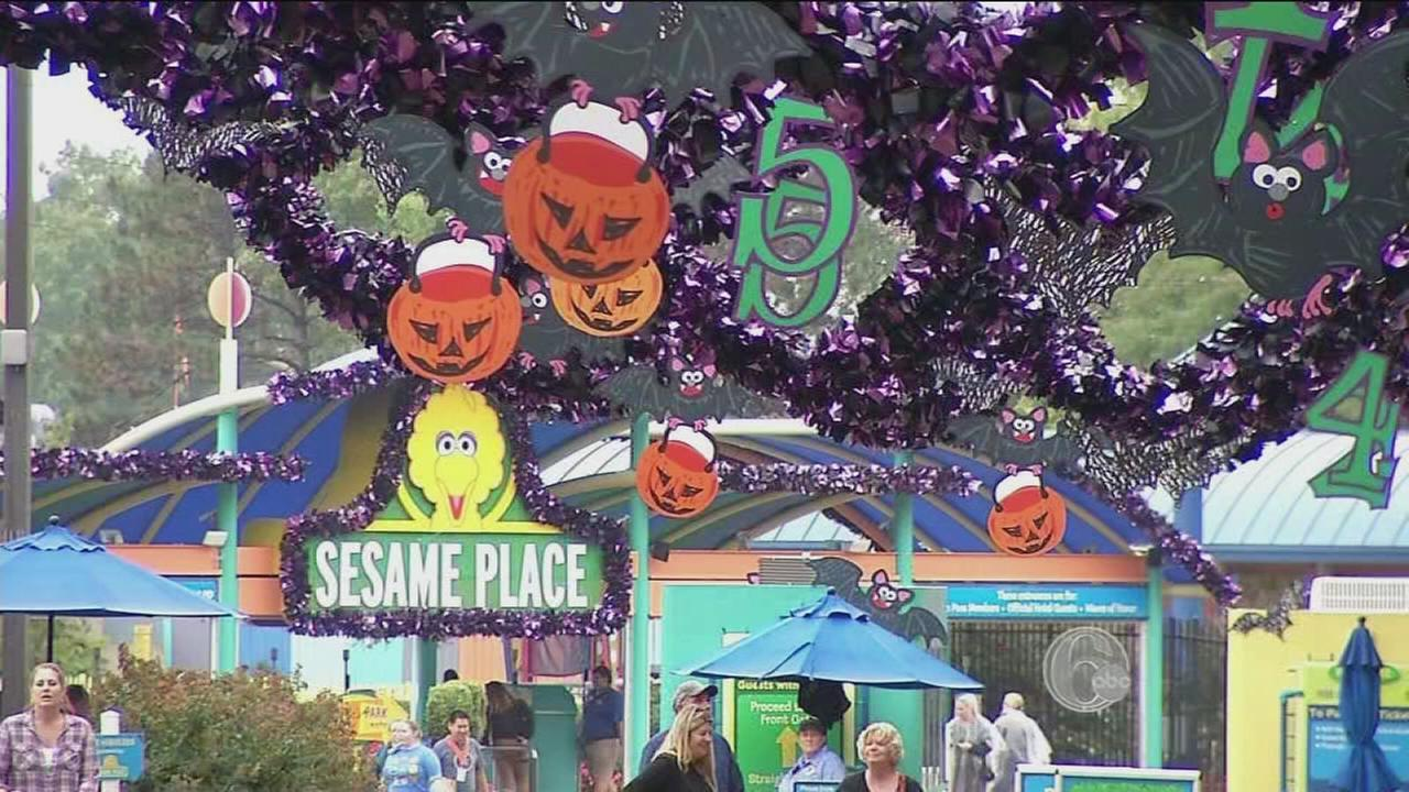 fyi philly sesame spooktacular - Sesame Place Halloween