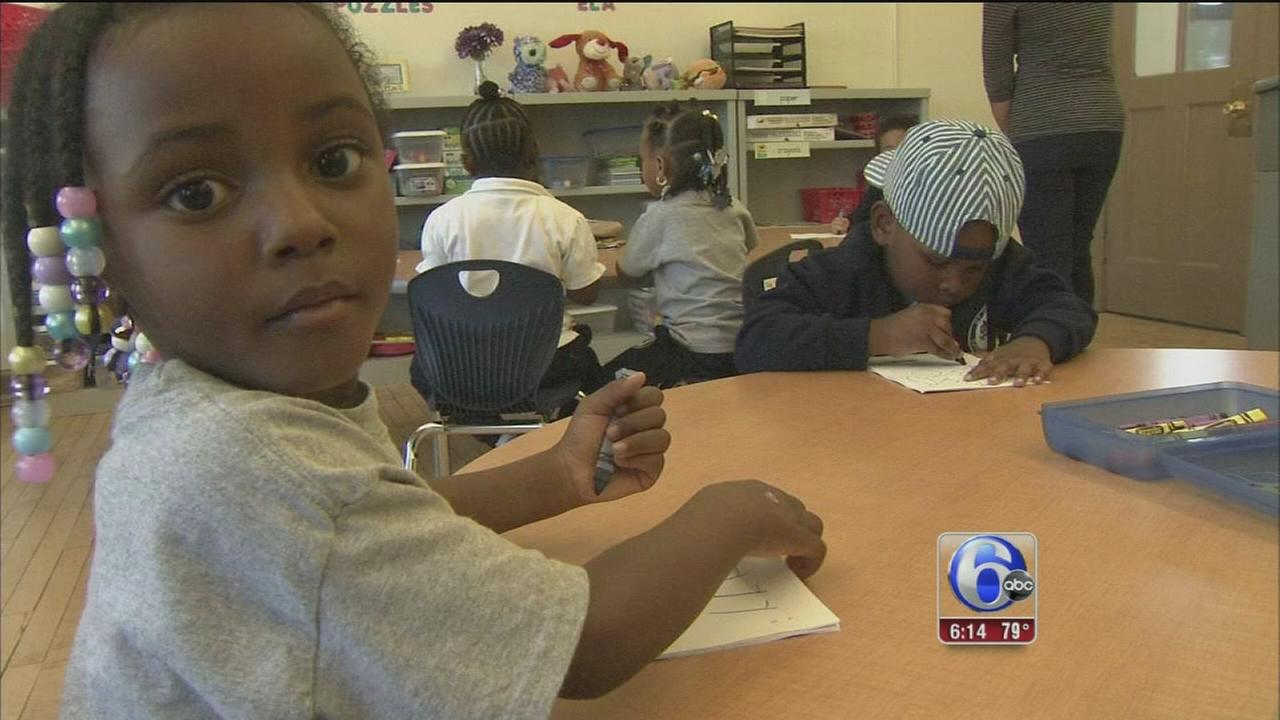 VIDEO: Pre-K initiative