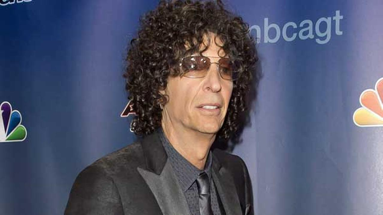 FILE - In this Sept. 16, 2015 file photo, Howard Stern attends the Americas Got Talent finale post-show red carpet in New York.