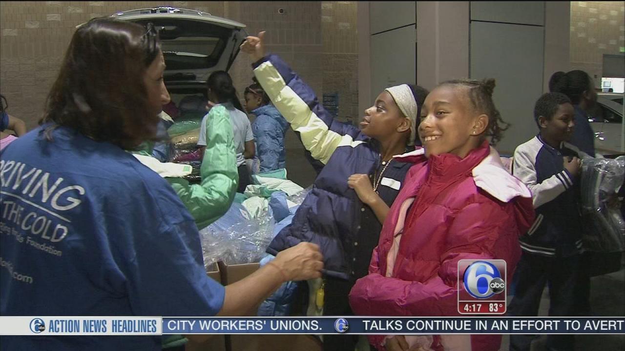VIDEO: Winter coats for kids