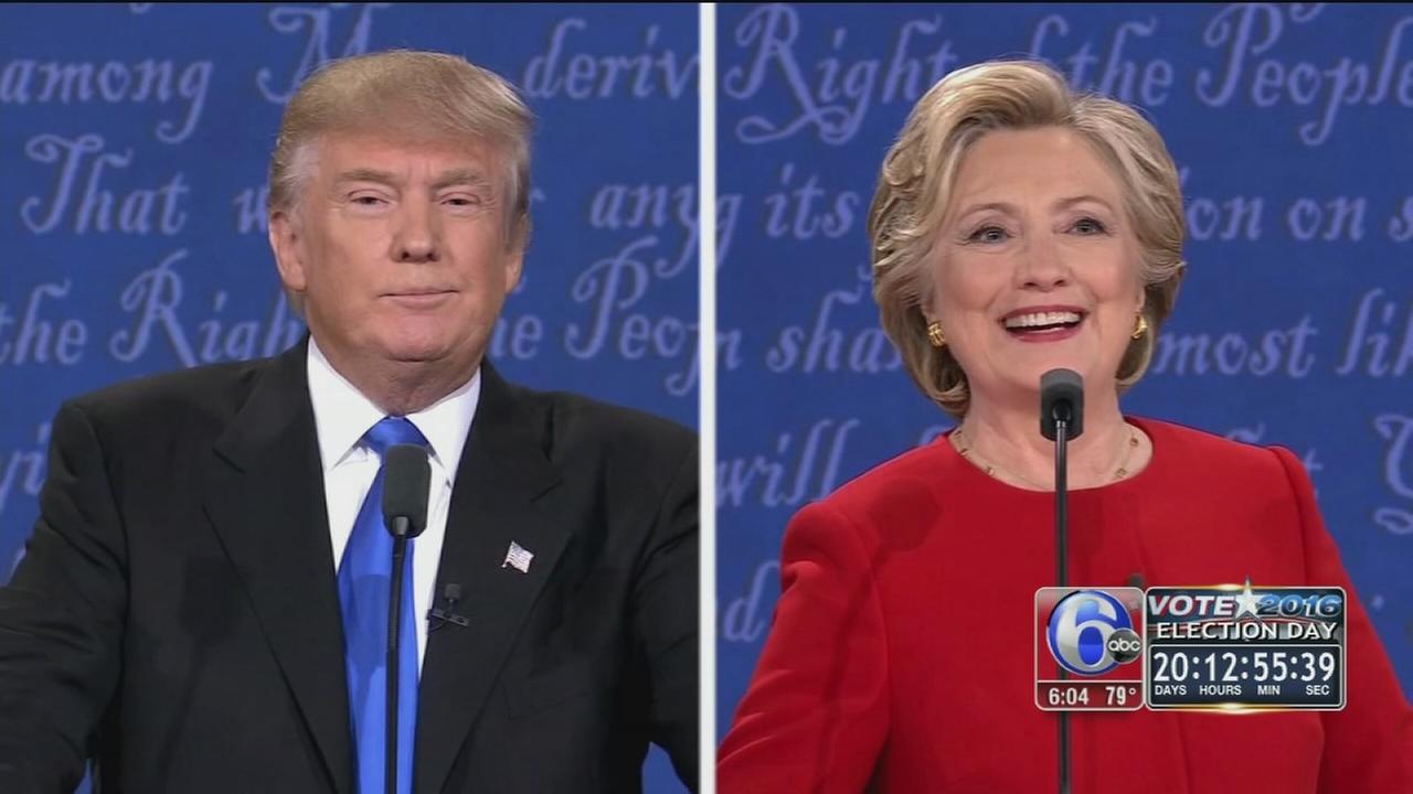 VIDEO: Day before debate