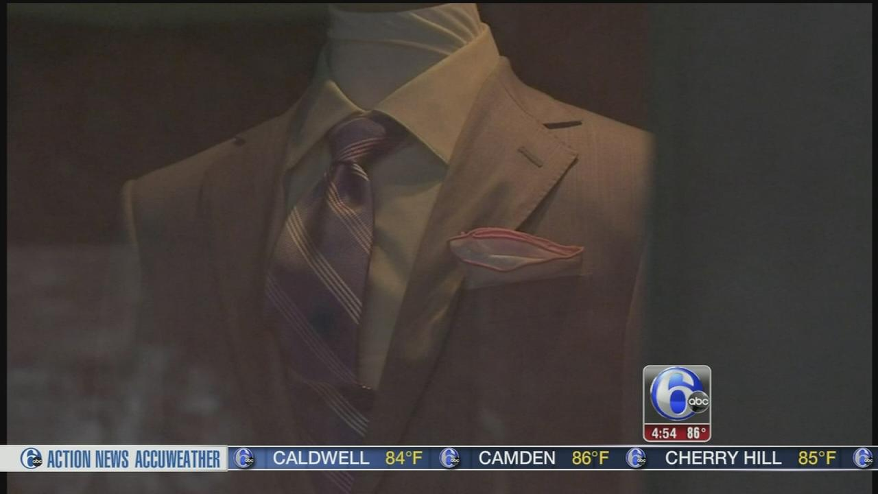 VIDEO: Whats the Deal: Custom-made suits from Henry A. Davidsen