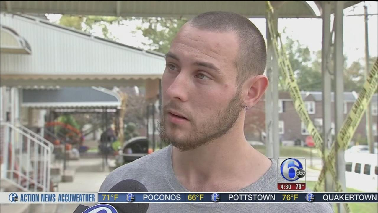 VIDEO: Victim says he was shot during Craigslist transaction