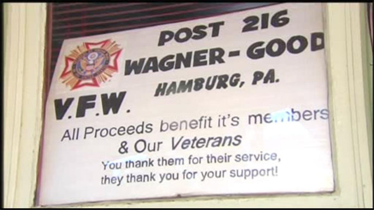 Hamburg, Pa. VFW post