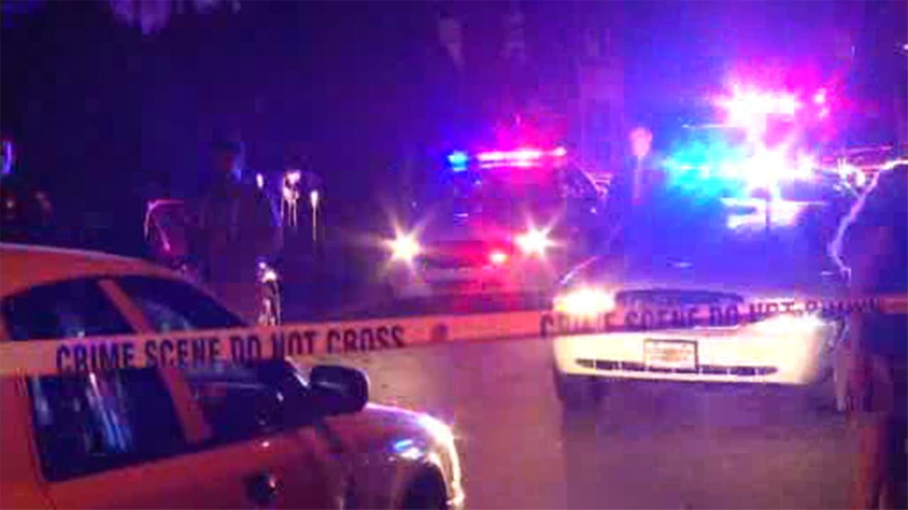 New Castle County police are investigating after a woman was shot in the face in Wilmington.